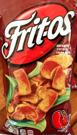 Fritos - Chorizo and Chipotle