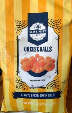 Grand Papa's - Cheese Balls