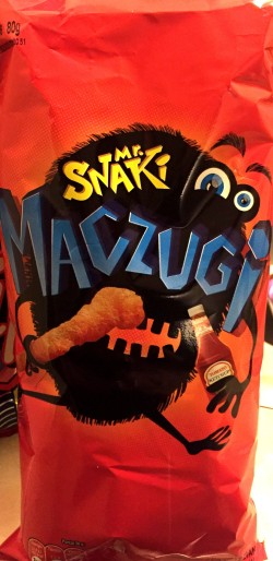 Mr. Snaki - Maczugi