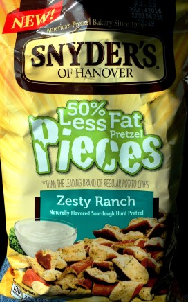 Snyder's of Hanover - Zesty Ranch