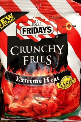T.G.I.Fridays - Extreme Heat Fries