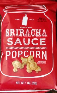 Target - Sriracha Sauce Popcorn