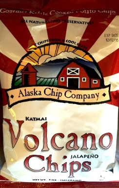 Alaska Chip - Volcano Jalapeno