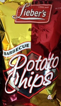 Lieber's - Barbecue Potato Chips