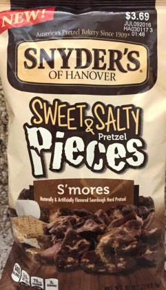 Snyder's - S'mores Pieces