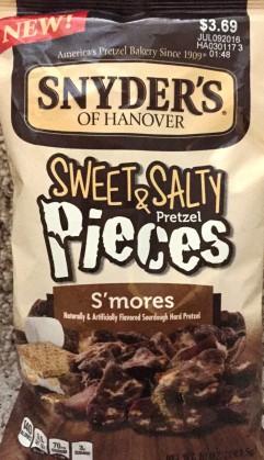 Snyder's - S'mores Pieces
