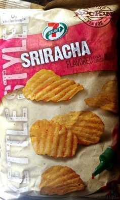 7 Select - Sriracha Potato Chips