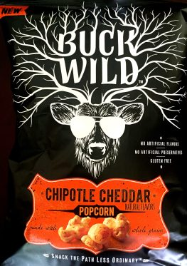 Buck Wild - Chipotle Cheddar Popcorn