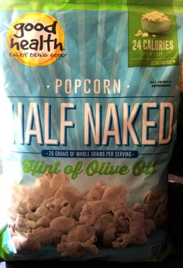 Good Health - Hint Of Olive Oil Half Naked Popcorn