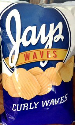 Jay's - Wavy Potato