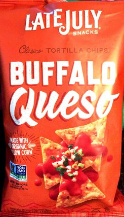 Late July - Buffalo Queso