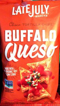 Late July - Buffalo Queso
