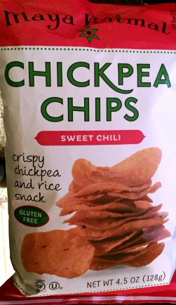 Maya Kaimal - Sweet Chili Chickpea Chips