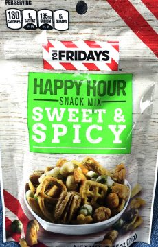 TGI Friday's - Sweet & Spicy Happy Hour Snack Mix