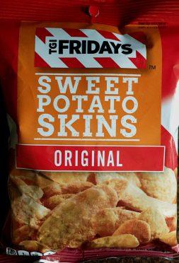 TGIFridays - Sweet Potato Skins