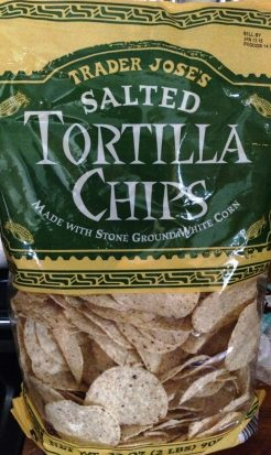 Trader Jose's - Salted Tortilla Chips