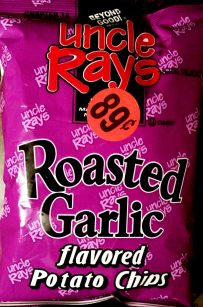 Uncle Ray's - Roasted Garlic