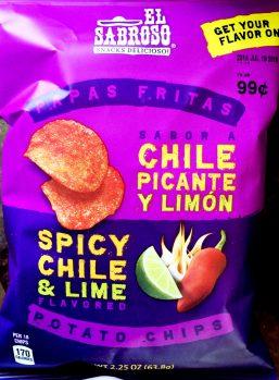 El Sabroso - Spicy Chile & Lime