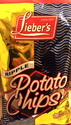 Lieber's - Ripple Potato Chips