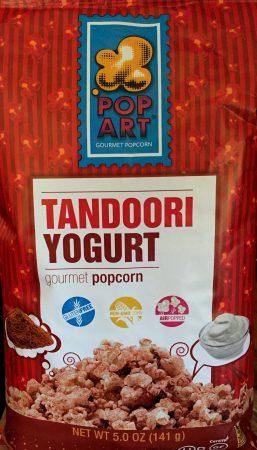 Pop Art - Tandoori Yogurt Popcorn