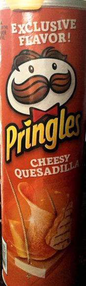 Pringles - Cheesy Quesadilla