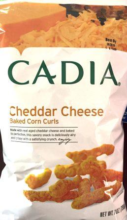 Cadia - Cheddar Cheese Curls