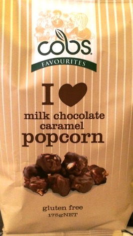 Cobs - I Heart Milk Chocolate