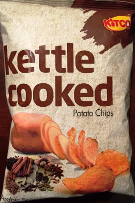 Kitco - Arabic Spice Kettle Cooked Chips