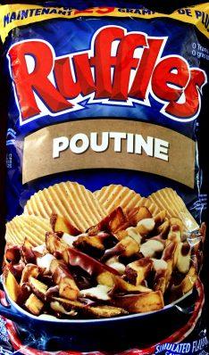 Ruffles - Poutine