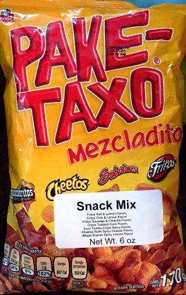 Sabritas - Pake-Taxo Mezcladito