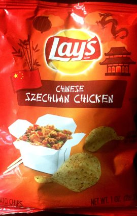 Lay's - Chinese Szechuan Chicken