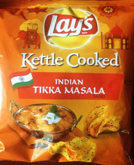 Lay's Kettle Cooked - Indian Tikka Masala