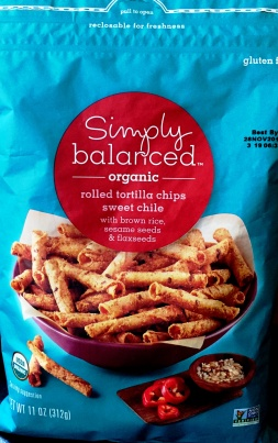 Simply Balanced - Sweet Chile Rolled Tortilla Chips