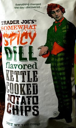 Trader Joe's - Spicy Dill