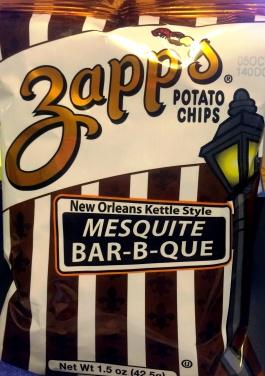 Zapp's - Mesquite Bar B Que