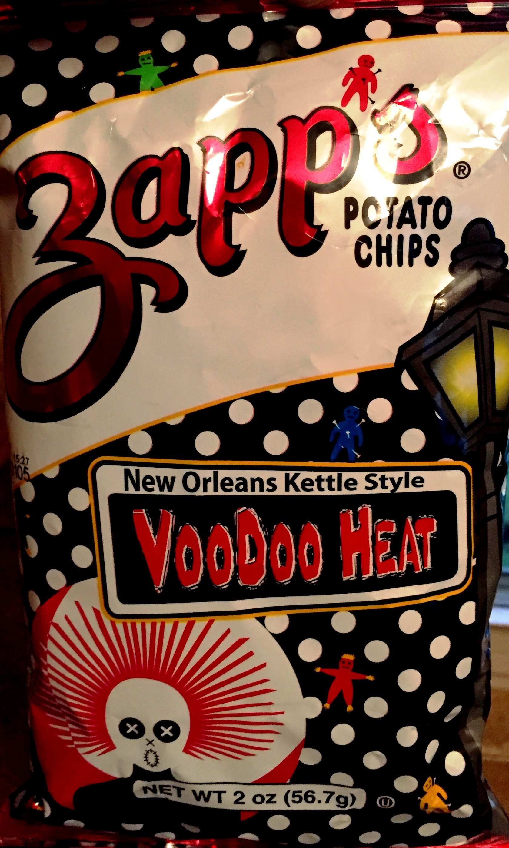 What Is Voodoo >> 25 Chips to Christmas – 2016…. | Chip Review